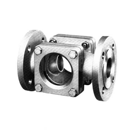 TLV SG18 Flanged Cast Steel Double Window Sight Glass