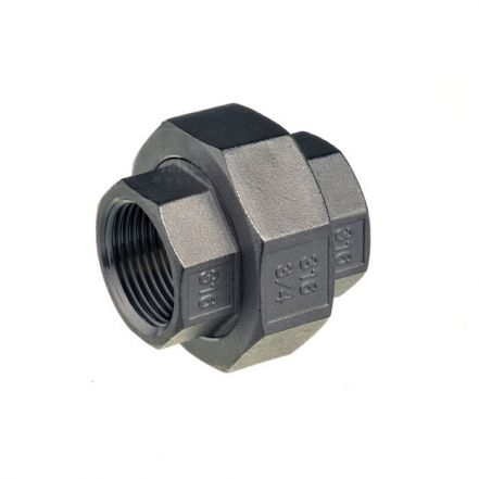 Stainless Steel Female / Female Cone Union