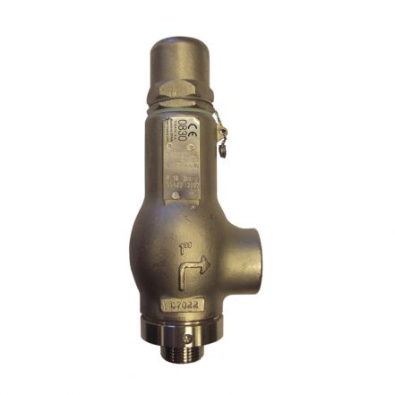 Tosaca 1216 Safety Relief Valve for Steam