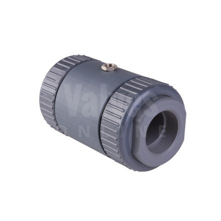 AKO VM Type Screwed Pneumatic Plastic Pinch Valve