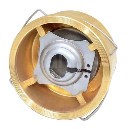 Brass Wafer Spring Check Valve