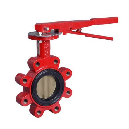 Bray Butterfly Valve Series 31 Lugged Ali Bronze ANSI 150