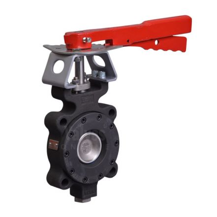 Bray Butterfly Valve Series 40 Double Offset High Temperature