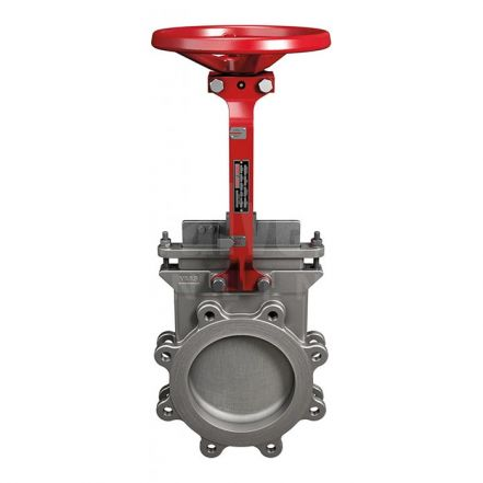 Bray Ductile Iron Lugged PN10 Bi-Directional Knife Gate Valve