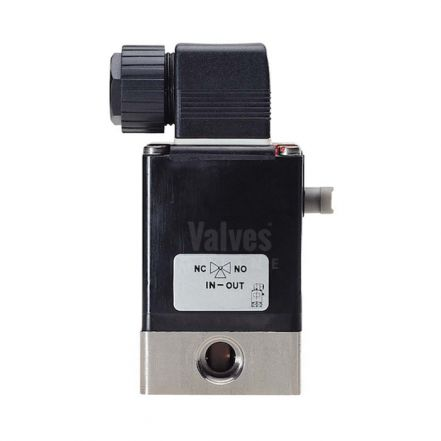Burkert Type 0330 Stainless Steel Solenoid Valve