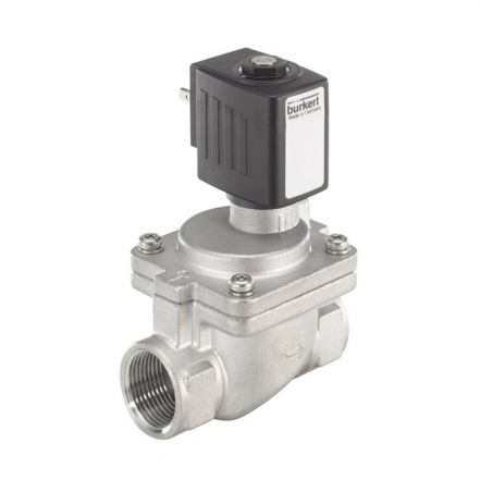Burkert Type 6281 EV Stainless Steel Solenoid Valve