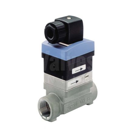 Burkert Type 8010 Stainless Steel Paddle Flow Switch / Sensor