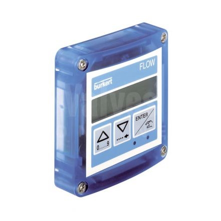 Burkert Type 8025 Batch Controller