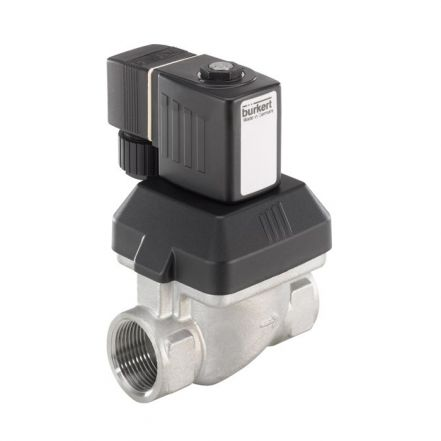 Burkert Type 6213 EV Stainless Steel Solenoid Valve