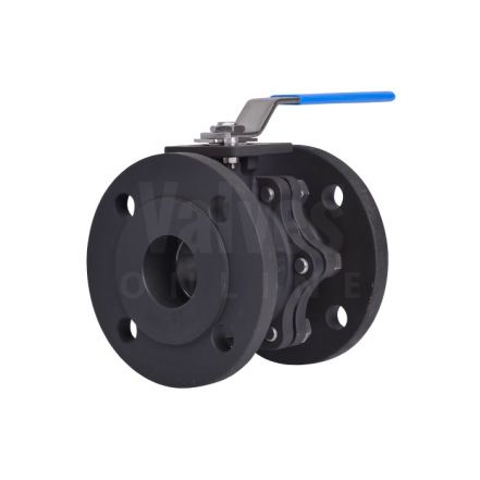 Carbon Steel Ball Valve Flanged PN16