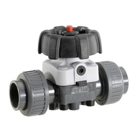 GEMU 677 PVC-U Diaphragm Valve