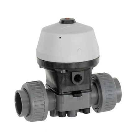 GEMU R690 Pneumatic Actuated PVC-U Diaphragm Valve