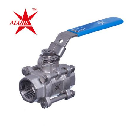 Mars Series 50 Stainless Steel Steam Isolation Ball Valve