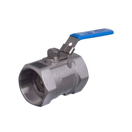 Mars Ball Valve Series 10-10 1 Piece Stainless Steel Ball Valve