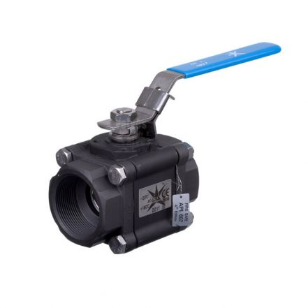 Mars Ball Valve Series 83 3 Piece Heavy Duty Carbon Steel