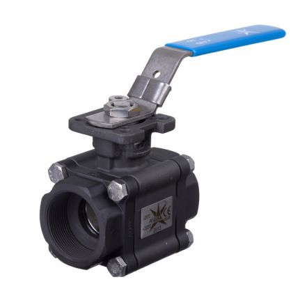 Mars Ball Valve Series 88 3 Piece Heavy Duty Carbon Steel