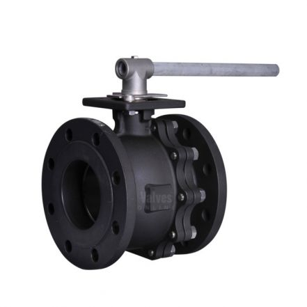 Mars Ball Valve Series 90D Carbon Steel Flanged ANSI 150
