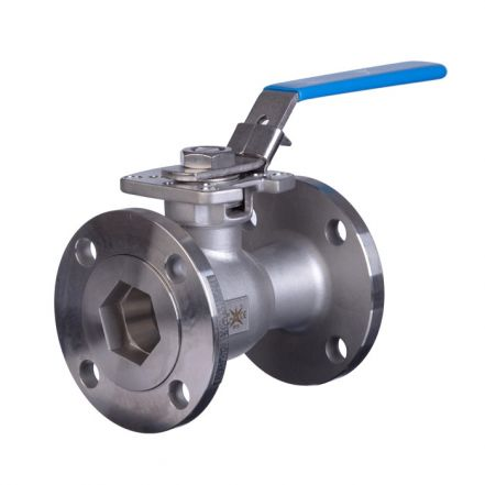 Mars Ball Valve Series 91D 1 Piece Reduced Bore Flanged ANSI 150