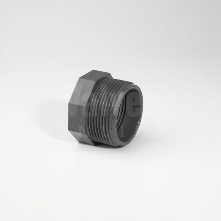 PVC Male x Female Threaded Reducing Bush