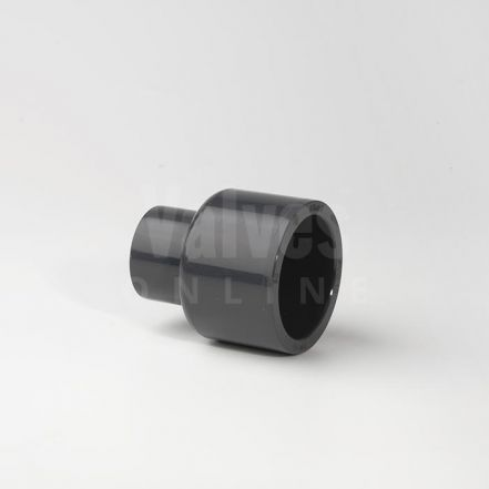PVC Metric Reducing Socket