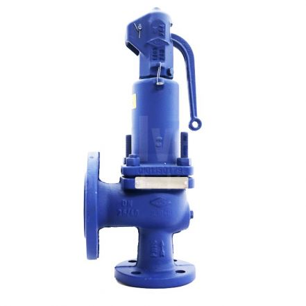 PN16 Cast Iron ARI SAFE Safety Relief Valve