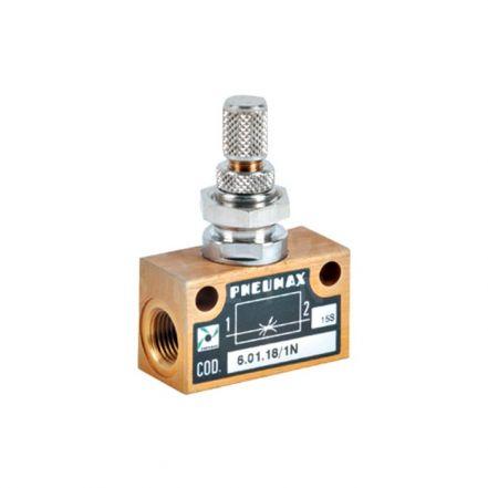 Pneumax Series 600 Flow Control valve