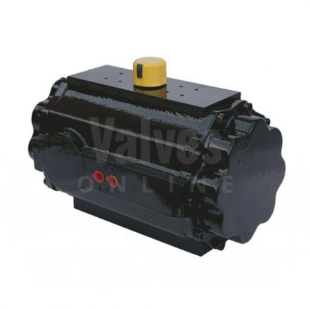 Ductile Iron Pneumatic Actuator for Severe Conditions