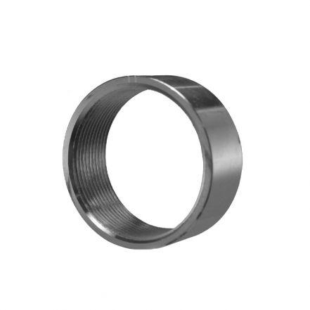 Stainless Steel Female Half Socket