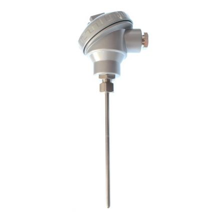 Temperature Probe PT100 with Diecast Head