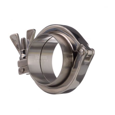 Hygienic Heavy Duty Clamp