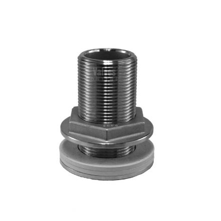 Stainless Steel Male Tank Connector