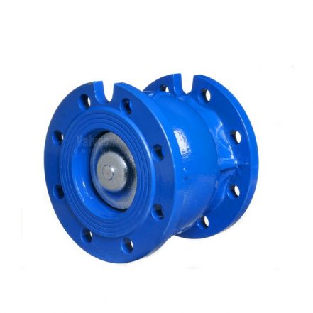 Cast Iron Flanged Disc Check Valve