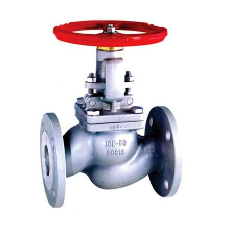 Stainless Steel Globe Valve Flanged
