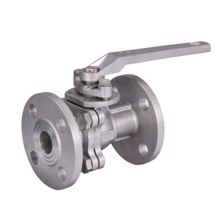 PN16 Manual Stainless Steel Ball Valve