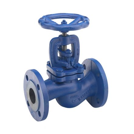 Cast Iron Globe Valve Flanged PN16