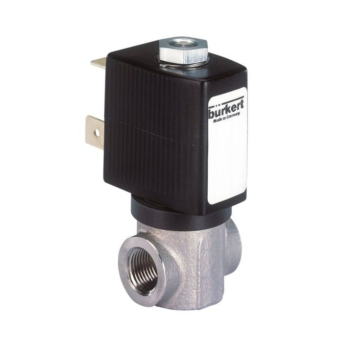 Image result for stainless steel solenoid valve