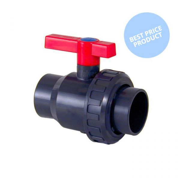 Economy PVC Single Union Ball Valve