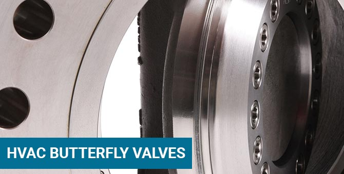 HVAC Butterfly Valves