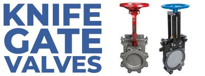 How Knife Gate Valves work