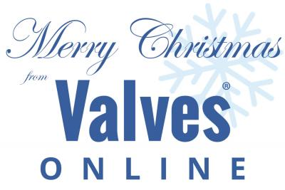 Merry Christmas from Valves Online