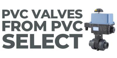 PVC Valves from PVC Select