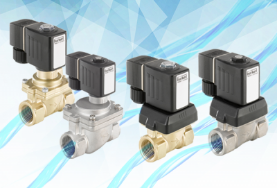 Solenoid Valve Systems for On / Off Control