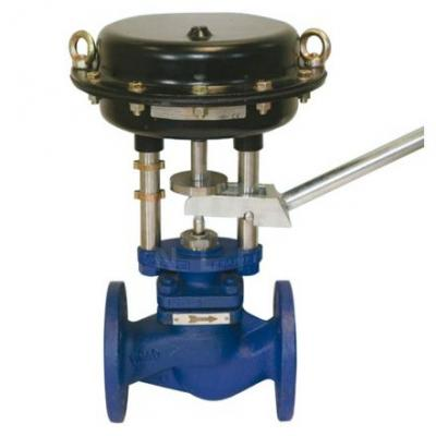 Actuated Boiler Blowdown Valves