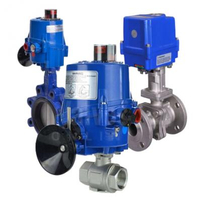 VO - All Electric Actuated Valves