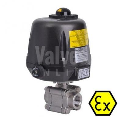 VO - ATEX Approved Electric Actuated Ball Valves