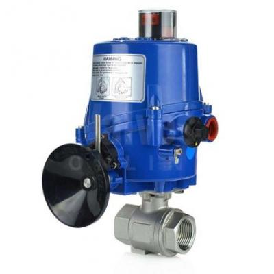 VO - Electric Actuated Ball Valves