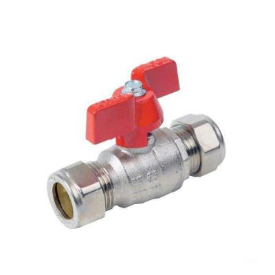 Compression Brass Ball Valves