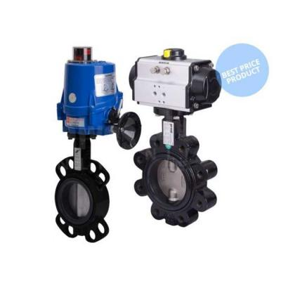 Economy Actuated Butterfly Valves