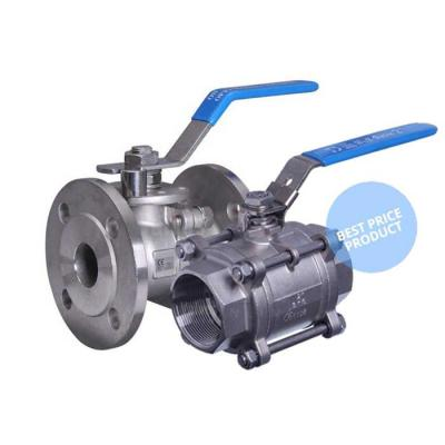 Economy Stainless Steel Ball Valves