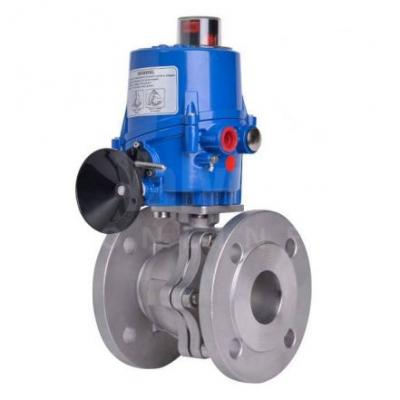 VO - Flanged Electric Actuated Ball Valves